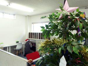 クリスマス会の写真