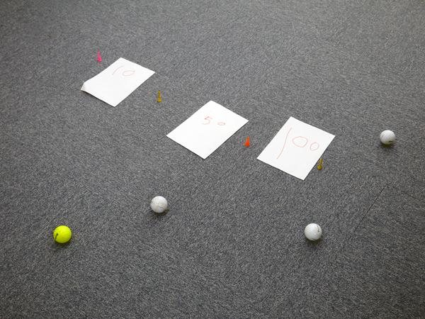 ボールゲームの写真