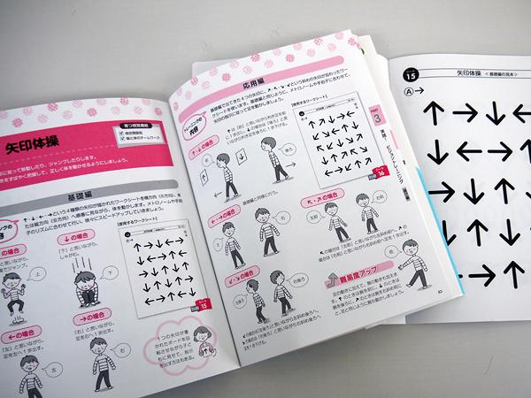 ビジョントレーニングの本の写真