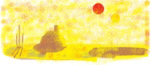 初めてのペイント作画の画像