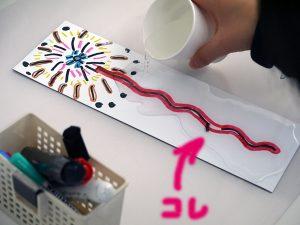 おもしろ化学実験の写真